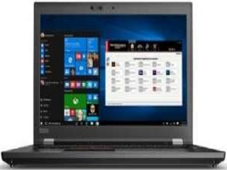 Lenovo Thinkpad P72 (20MCS0G600) Laptop (Xenon Hexa Core 32 GB 1 TB 512 GB SSD Windows 10 8 GB) prices in Pakistan
